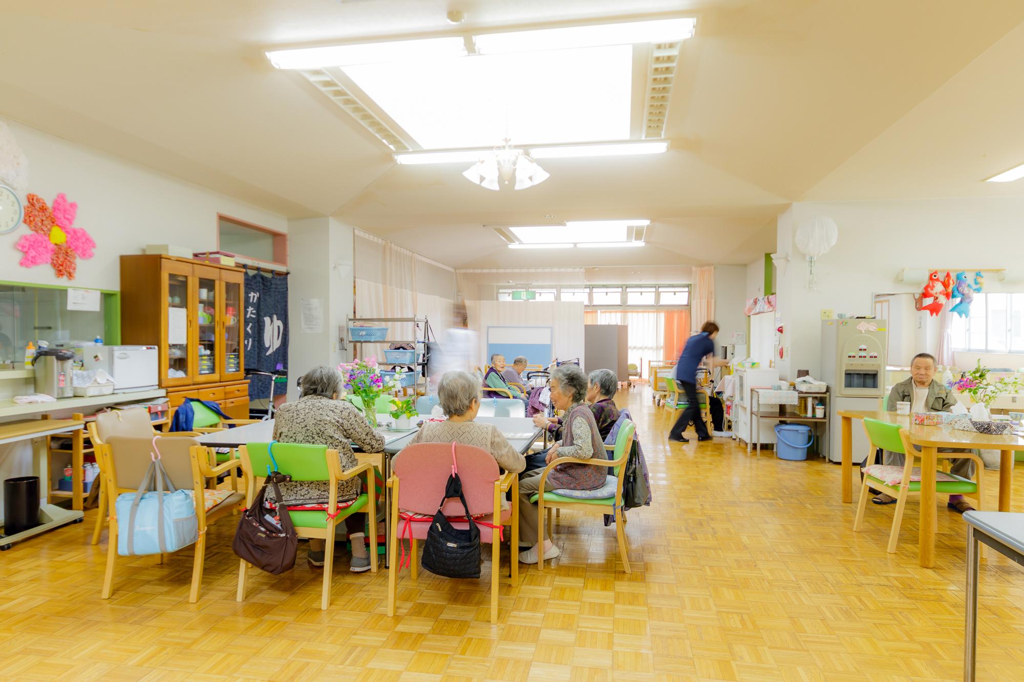 高齢者生活福祉センターかたくりの園