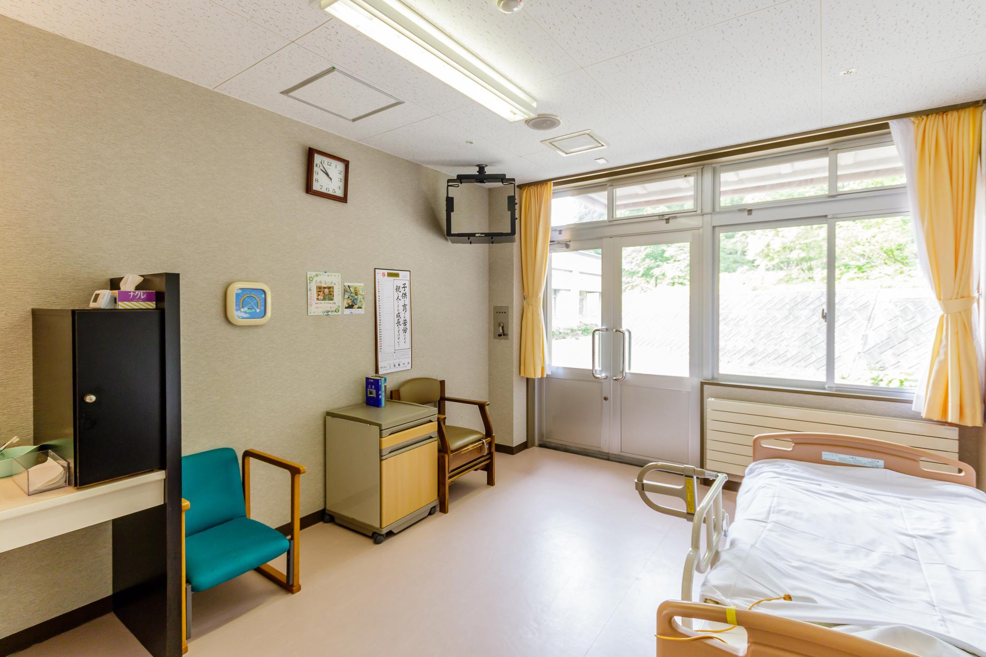 特別養護老人ホームぶなの園 個室